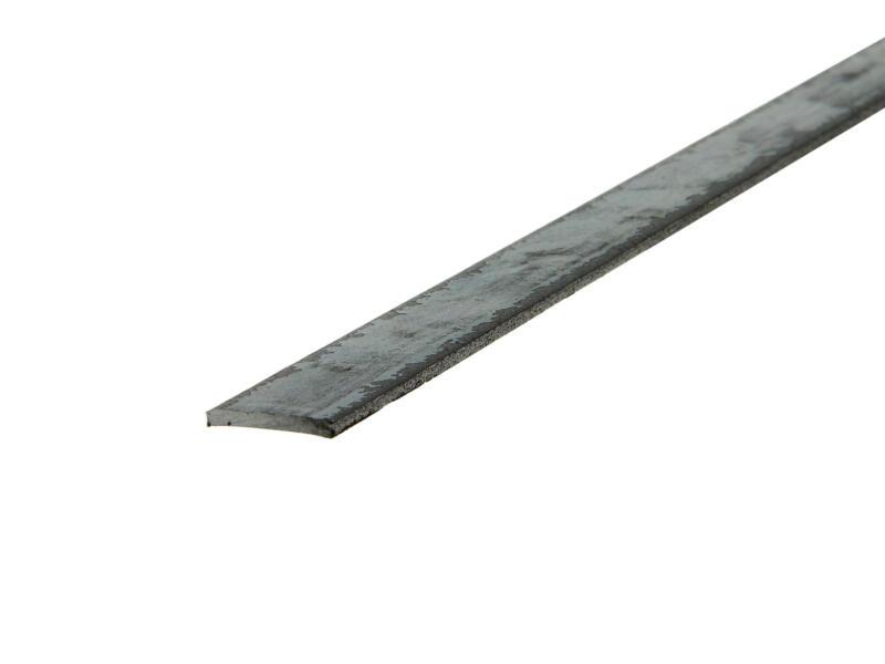 Arcansas Platprofiel 1m 20mm 3mm staal