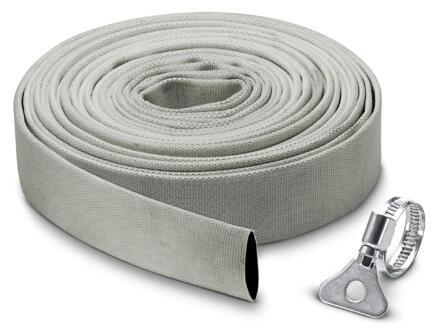 Karcher Platte slang 10m voor dompelpompen