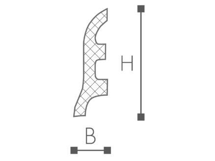 Plinthe C4 HDPS