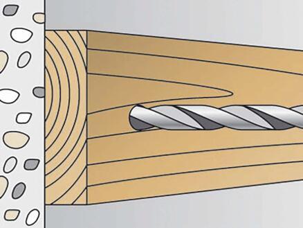 Fischer Plug en schroef SXR 6x60 ZK