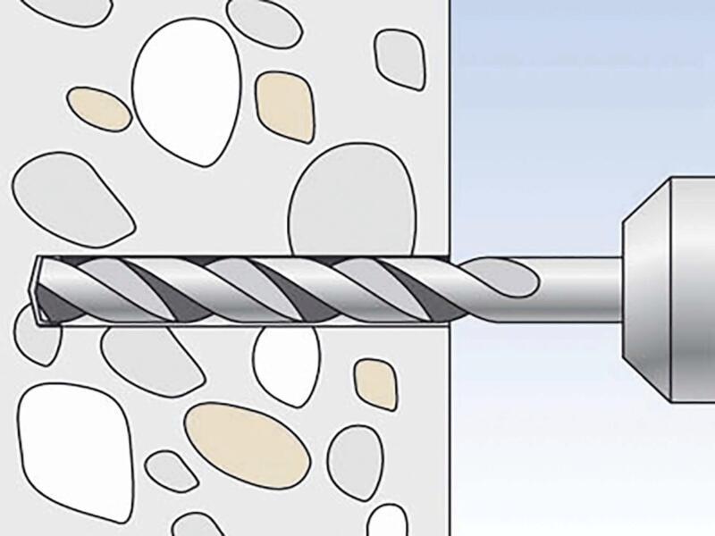 Fischer Plug met haakschroef S10 HNK