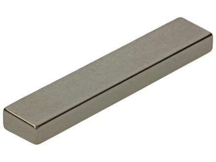 Sam Poignée coque droite 96mm nickel mat