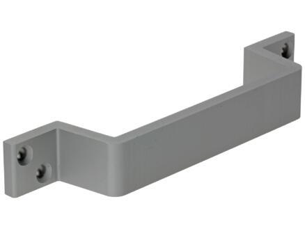Sam Poignée de meuble 209x43 mm aluminium naturel