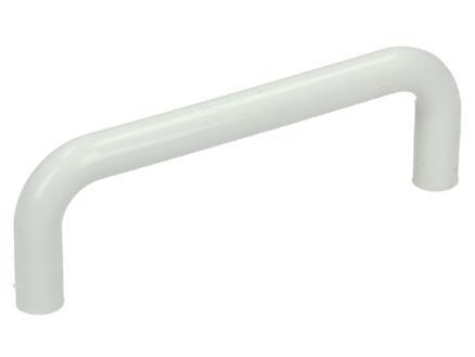 Sam Poignée de meuble 96mm blanc 2 pièces