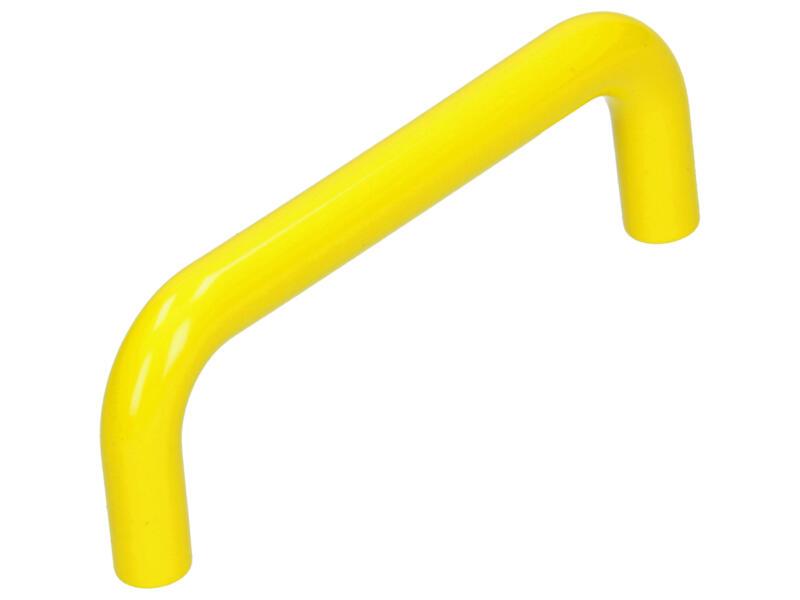 Sam Poignée de meuble But matière synthétique jaune 2 pièces