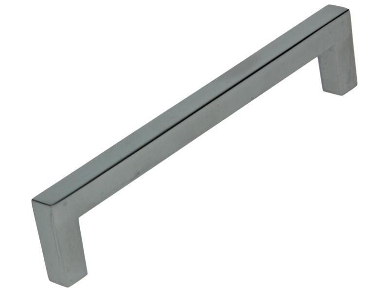 Yale Poignée de meuble Quanto 128mm chrome mat 4 pièces