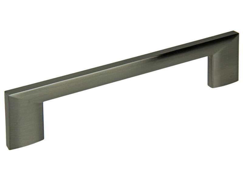 Sam Poignée de meuble décor 128mm mat