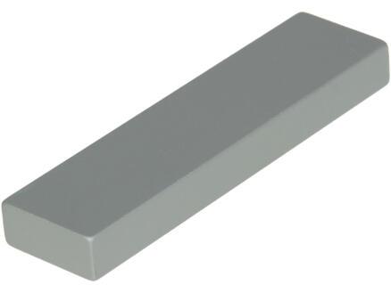 Sam Poignée de meuble droite 8x64x75 mm aluminium