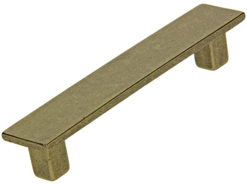 Yale Poignée de meuble plate 96x117 mm bronze antique
