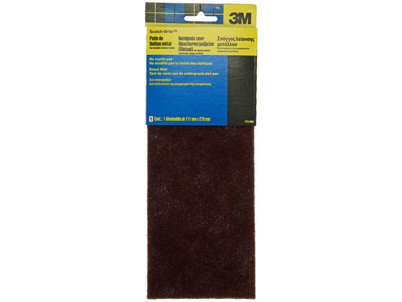 3M Polijstpad grof voor metaal