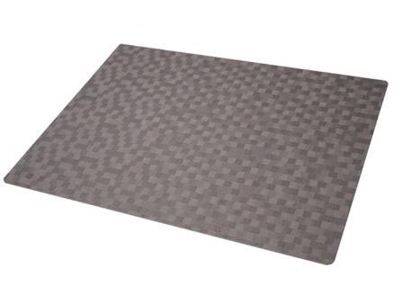 Finesse Polyline placemat 43x30 cm dijon stone