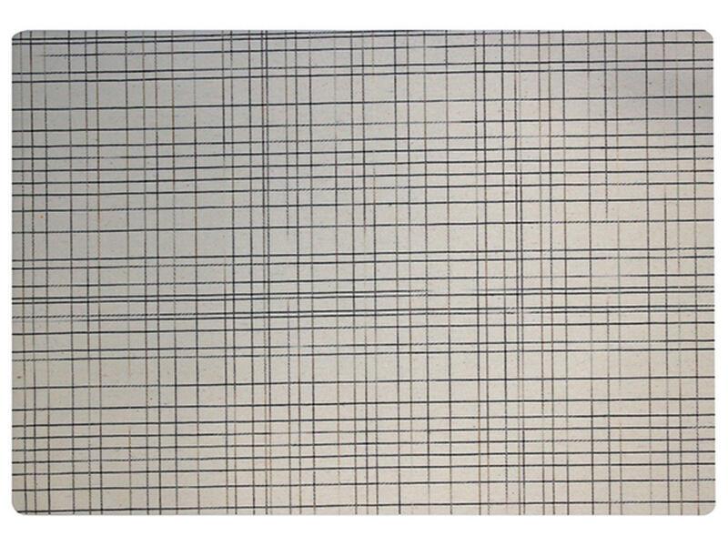 Finesse Polyline placemat 43x30 cm luca ecru