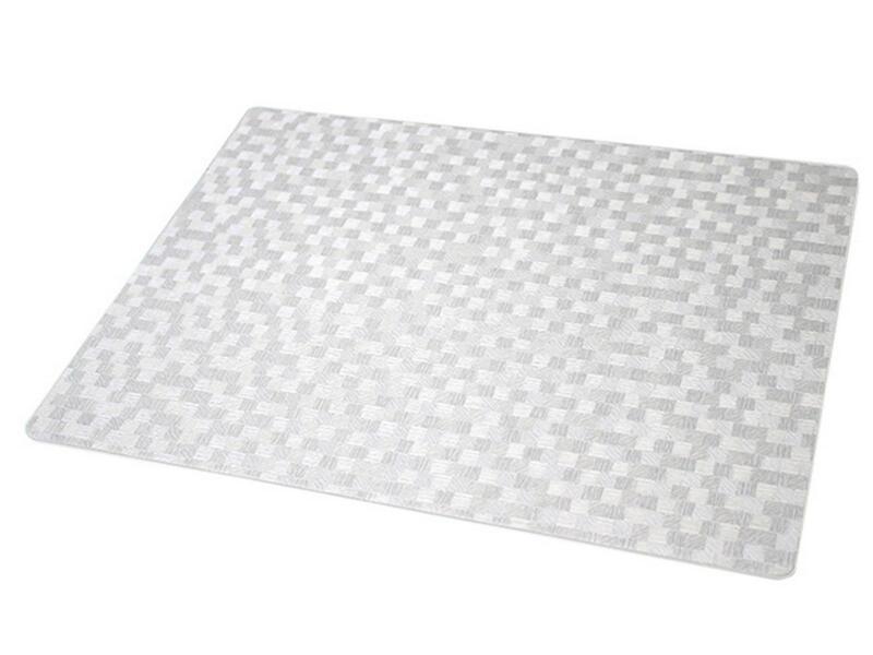 Finesse Polyline set de table 43x30 cm dijon white