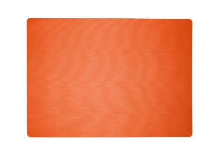 Finesse Polyline set de table 43x30 cm orange