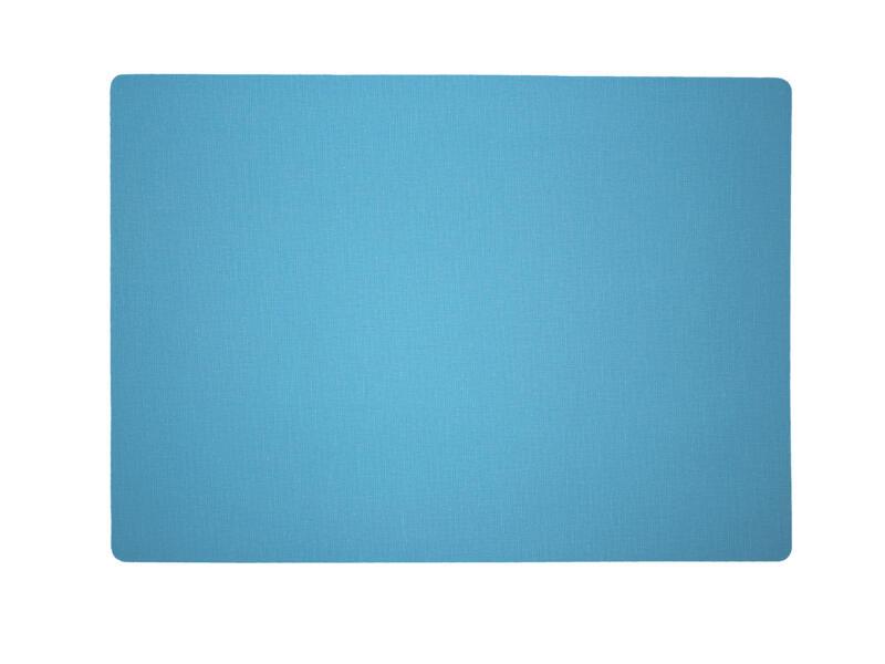 Finesse Polyline set de table 43x30 cm turquoise