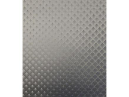 Finesse Polyline toile cirée 140cm zafiro silver
