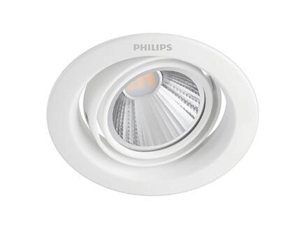 Philips Pomeron LED inbouwspot 3x7 W dimbaar wit