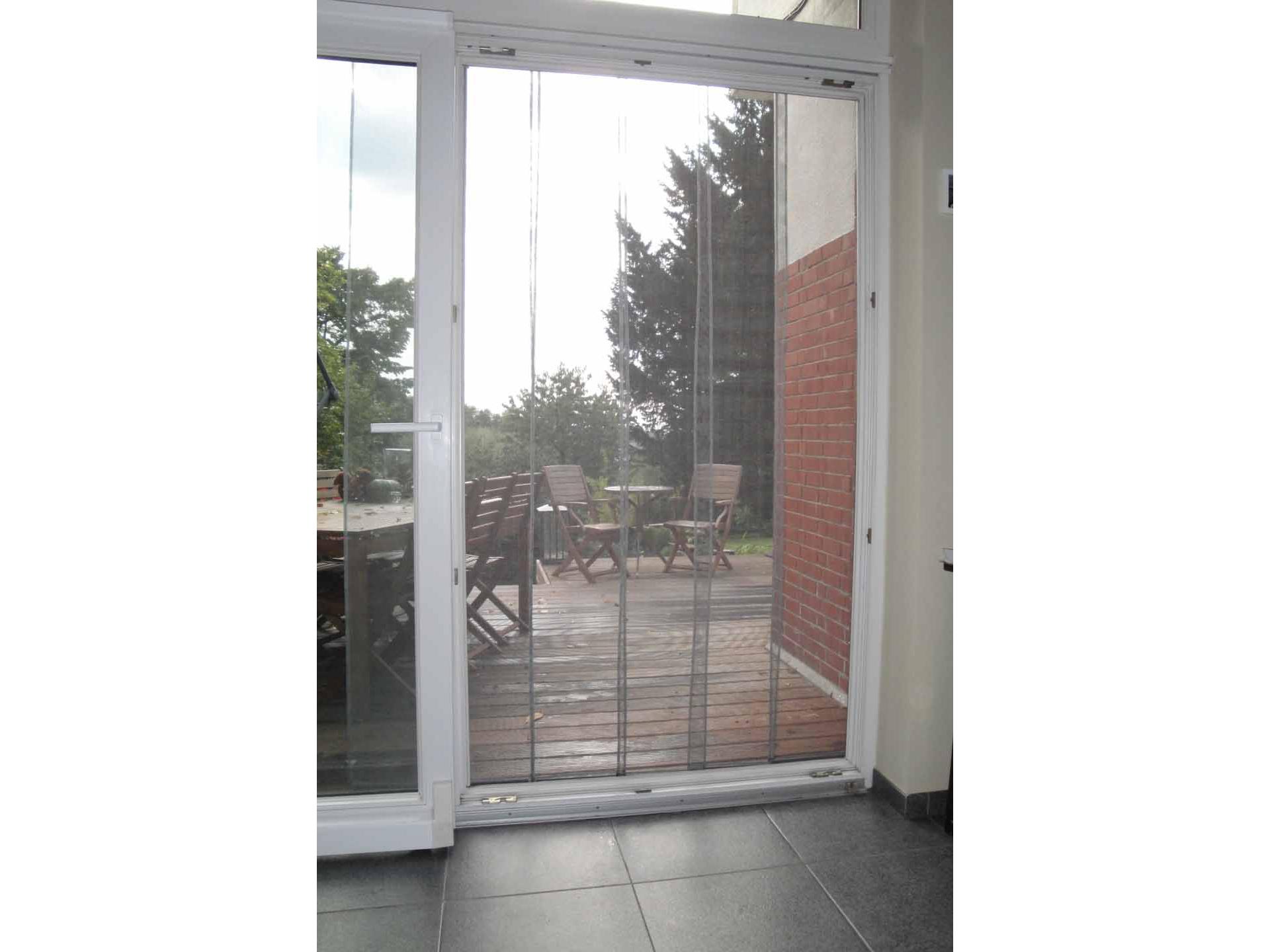 Wonerful porte moustiquaire aluminium depictions - Moustiquaire baie vitree ...