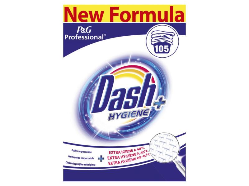 Dash Poudre à laver hygiène 105 dosages