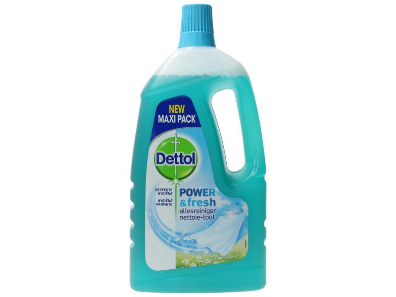 Dettol Power & Fresh allesreiniger 1,5l katoenfris