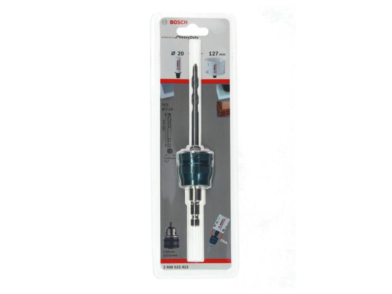 Bosch Professional Power Change Plus adapter HEX 8,7 mm + centreerboor 7,15x105 mm