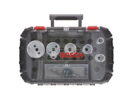 Bosch Professional Power Change scie-cloche métal/bois 22/29/35/44/51/65 mm 9 pièces
