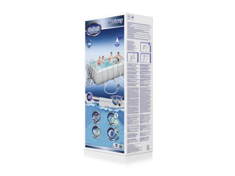 Bestway Power Steel piscine tubulaire 404x201x100 cm