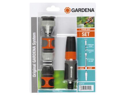 Gardena Powergrip set de base