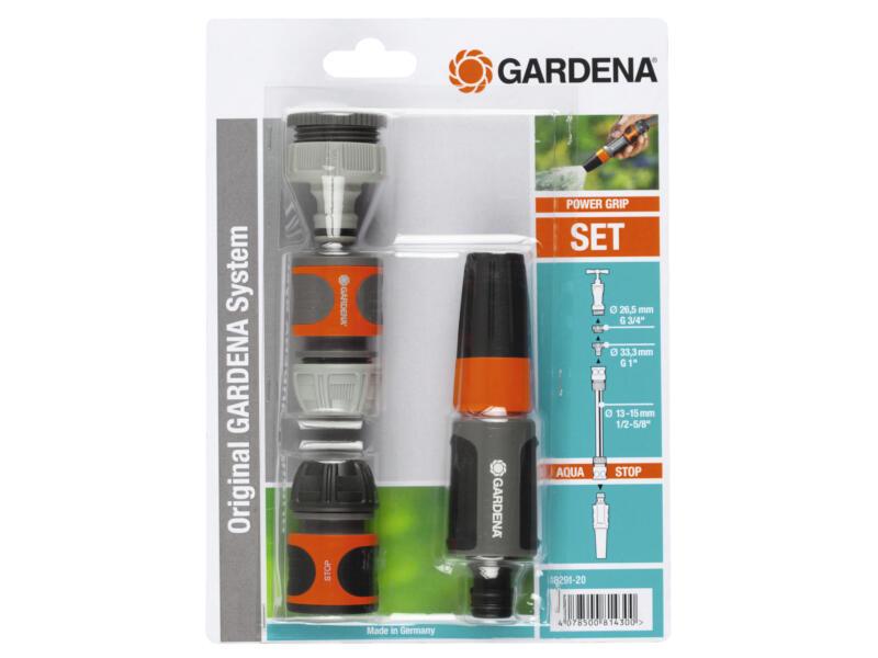 Gardena Powergrip startset