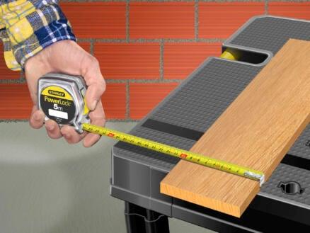 Stanley Powerlock rolmeter 5m
