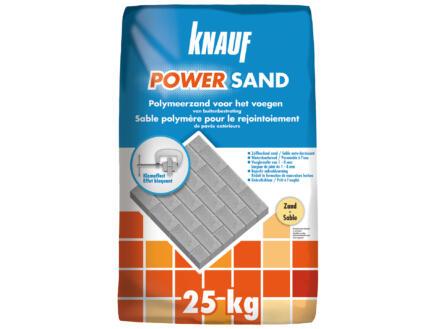 Knauf Powersand 25kg sable
