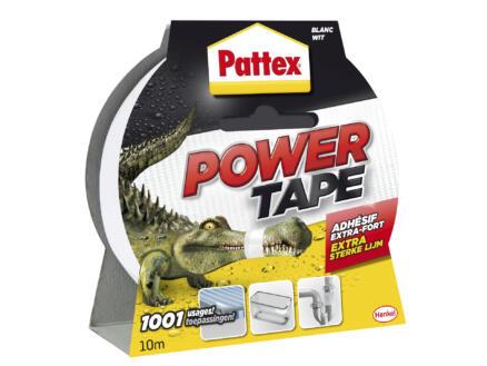 Pattex Powertape 10m x 50mm wit