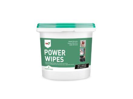 Tec7 Powerwipes reinigingsdoekjes 150 stuks