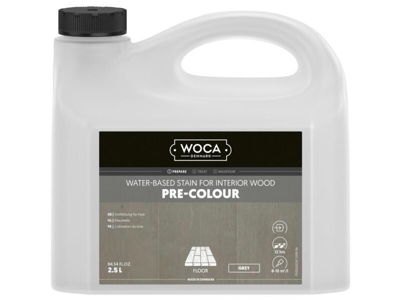 Woca Pre-Colour beits 2,5l grijs