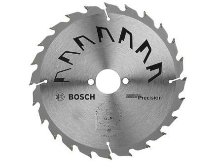 Bosch Precision cirkelzaagblad 190mm 24T hout