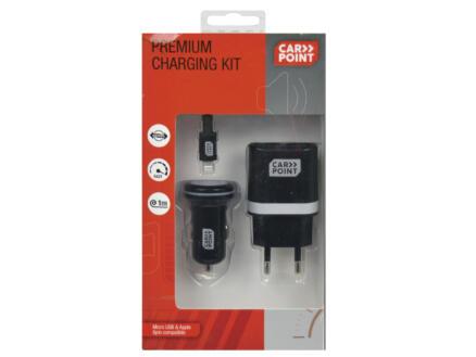 Carpoint Premium laderset voor auto en thuis