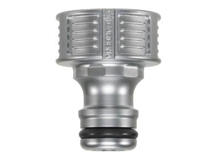 Gardena Premium nez de robinet 21mm (G 1/2