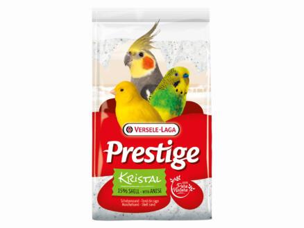 Prestige Kristal schelpenzand wit 5kg