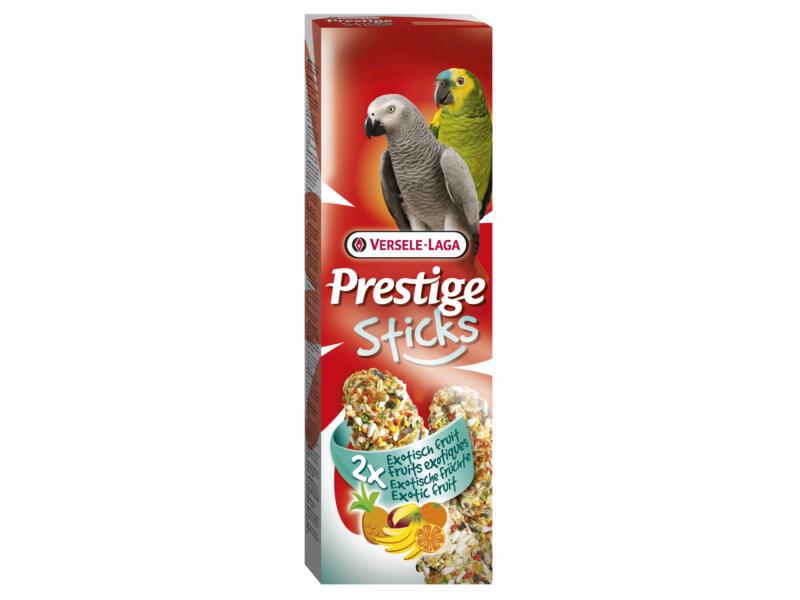 Prestige Sticks Fruits Exotiques perroquets 2 pièces 140g