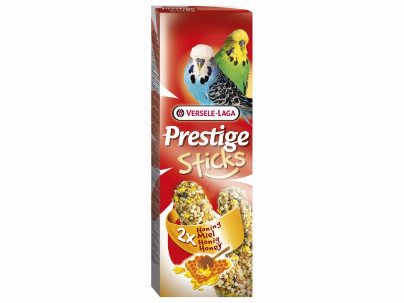 Prestige Sticks Honing parkieten 2 stuks 60g