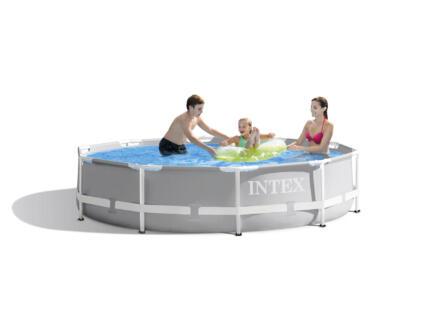 Intex Prism Frame zwembad 305x76 cm + pomp