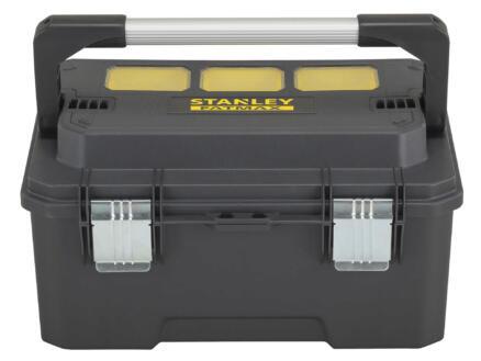 Stanley Fatmax Pro Alu Cantilever boîte à outils 27,5x51,5x35 cm