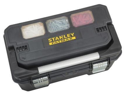 Stanley Fatmax Pro Alu Cantilever gereedschapskoffer 27,5x51,5x35 cm