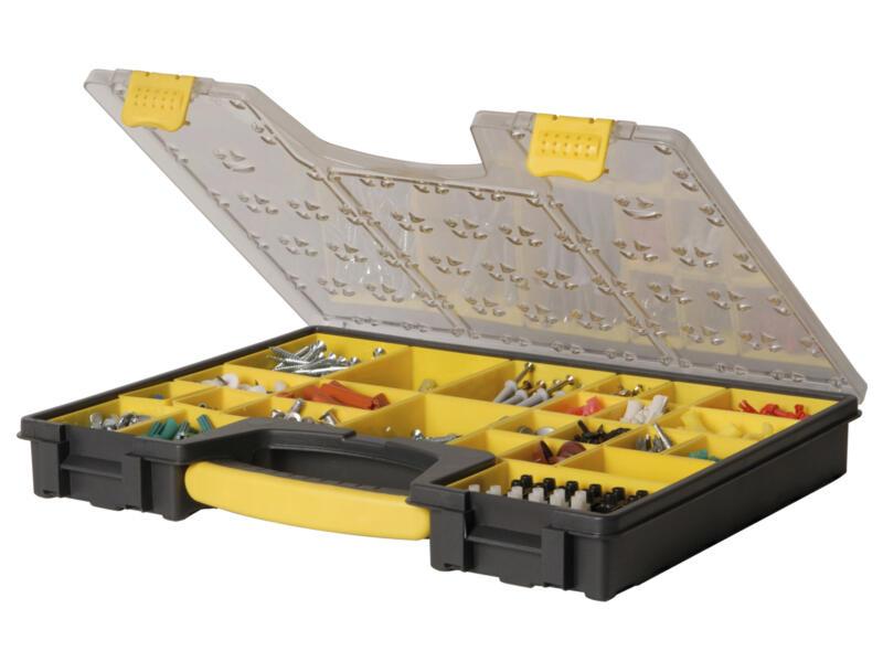 Stanley Pro organizer 42x34x5 cm 25 compartimenten