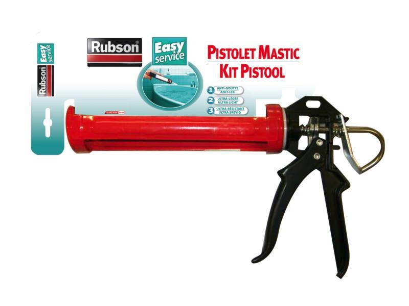 Rubson Pro pistolet à mastic métal