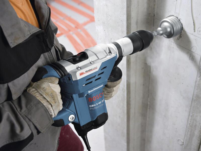 Bosch Professional GBH 5-40 DCE marteau-perforateur 1150W