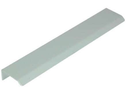 Sam Profil courbe 200mm blanc mat