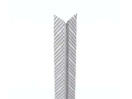 Profil d'angle galva gaze 2,5m