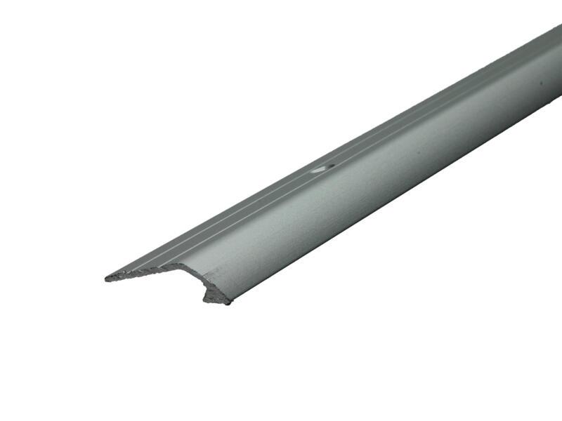 Arcansas Profil d'arrêt vis visible 1,8m 29mm aluminium