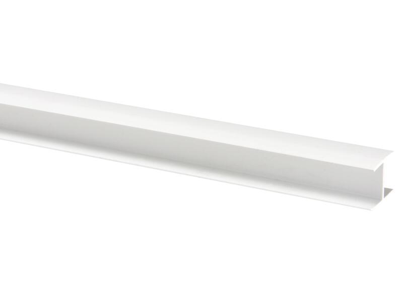 Profil de jonction 25x21 mm 260cm blanc